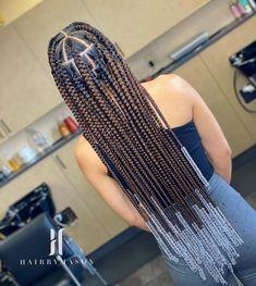 Box Braids Hairstyles For Black Women, Braids Hairstyles Pictures, Black Girl Braids, Dope Hairstyles, Braided Hairstyles For Black Women, Braids For Black Women, African Braids Hairstyles, Braids For Black Hair, Weave Hairstyles