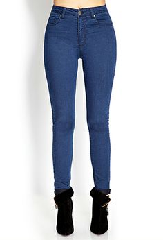 Rustic Skinny Jeans | FOREVER 21 - 2000071988