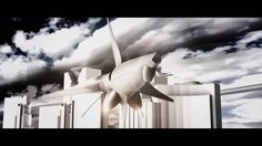 This presentation component of an architectural exhibition was designed to show the growth a futuristic environment. Brand Marketing Strategy, Presentation Video, Creative Video, Media Design, Futuristic, Fighter Jets, Environment, Architecture, Building