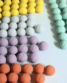 Variety pack of Bath Bombs by BombThatBath on Etsy