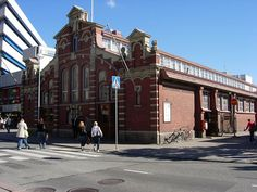 Market Hall (1896) - Architecture in Turku Picture Gallery - Photo Gallery - Images