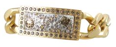Gold Harira ID bracelet |  By Tat2 Designs
