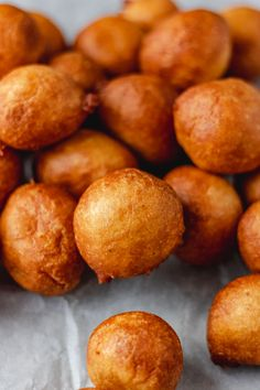Nigerian Puff Puff Recipe - How to Make Puff Puff - My Active Kitchen Beignets, West African Food, Puff Recipe, Nigerian Food, Street Food, Baking Recipes, Keto Recipes, Food Photography, Food And Drink