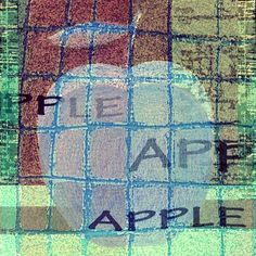 Apple #apple #art #artstudio #painting #print #decor #homedecor #limitededition #limited