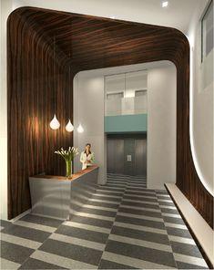 modern lobby design - Google Search