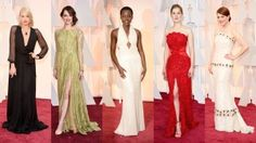 Lupita Nyong'o, Anna Kendrick, Margot Robbie and Solange Knowles are all best dressed at the 2015 Oscars.
