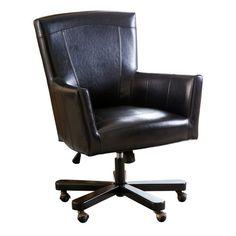 Found it at Wayfair - Sande Desk Chair