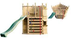 Speeltoestel corner - Woodvision