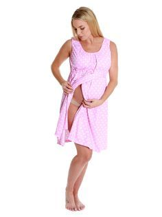 196856bc6f Molly 3 in 1 Labor   Delivery   Nursing Gown