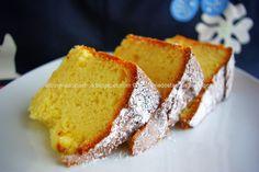Dairy Cream Cake / Bolo de Natas
