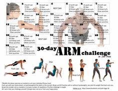 30-day Arm Challenge