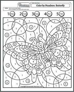 My free preschool math worksheets will help teach counting, numbers, and problem solving in exciting ways! Each is fun to color and full of activity ideas. Free Preschool, Kindergarten Worksheets, Math Activities, Colouring Pages, Adult Coloring Pages, Coloring Books, Alphabet Coloring, Coloring Sheets, Adult Color By Number