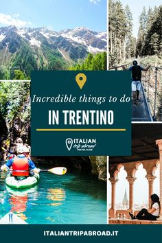 Incredible Things to do in Trentino Italy | Experience to do in Trentino