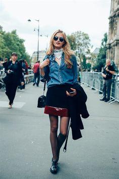 A Parigi è iniziata la Settimana della Moda! E