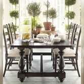 Love the turned legs of this table. Found it at Birch Lane - Carlisle Dining Table, Rectangular