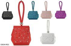 Diamante Evening Clutch Bag !!