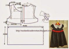 Летние платья с выкройками для дочек, внучек, племянниц....