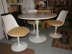 Vintage Calligaris chrome and glass table. On Kijiji Montreal ...