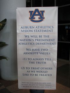 This is why I love Auburn