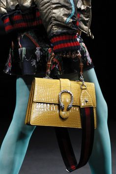 Gucci Fall 2016 Ready-to-Wear collection.