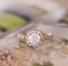 Blush ring.