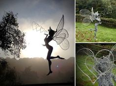 Stainless-Steel-Wire-Fairies-by-Robin-Wight07.jpg (800×594)