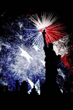 4th of july iphone background