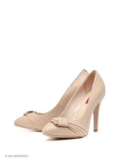 Туфли EVITA. Цвет коричневый.