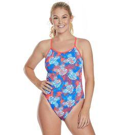 Dolfin Uglies Holly Jolly One Piece Swimsuit 8146070 Fun One Piece Swimsuit, Swimsuits, Bikinis, Women's Swimwear, Candy Stripes, Hot Bikini, How To Wear, Style, Beach