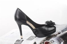 Chanel High Heels Shoes You will like this - http://latestfashiontrendsforwomen.net/