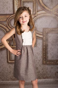 Ella Linen Dress