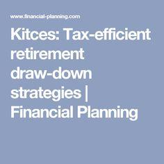 Tax efficient trading strategies