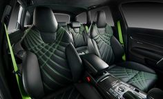 Custom Trimmed Audi RS 6 The Hog Ring - Auto Upholstery Community - Audi VilnerThe Hog Ring - Auto Upholstery Community - Audi Vilner Interior Design Programs, Car Interior Design, Automotive Design, Interior Paint, Luxury Interior, Car Interior Upholstery, Automotive Upholstery, Leather Seat Covers, Leather Car Seats
