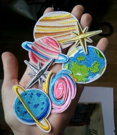 """""""PLANETARY"""" PATCHES – so aesthetic"""