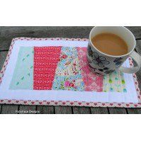 Mug rug madness. The best free mug rug patterns