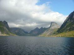 Foggy Mountains, Norway, Nature, Travel, Image, Viajes, Traveling, Nature Illustration, Off Grid