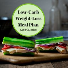7-Day, 1,200-Calorie Low-Carb Meal Plan to Lose Weight - EatingWell.com