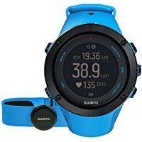 SUUNTO Ambit3 Peak Sapphire HR - Reloj GPS para actividades multideporte con conexión móvil, color azul