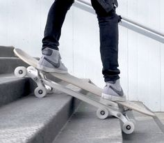 Stair Rover Goes Where Other Skateboards Can't... S.O.M.F | Some Of My Finds