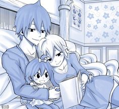 Fairy Tail  | girl, love and boy