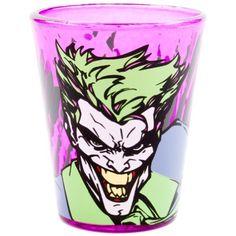 Old Glory - Batman - Joker Shot Glass Old Glory http://www.amazon.com/dp/B009WD9GBK/ref=cm_sw_r_pi_dp_xSrJub14873VM
