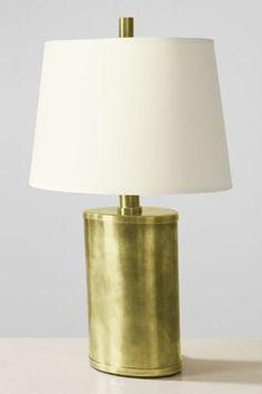 Bradbury Oval Can Lamp