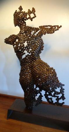 Jean-Luc Jean-Luc, Confetti, Sculpture