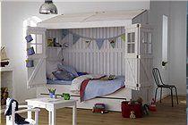 Maritime bunk bed.  -----   Strandfeeling für Zuhause.