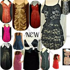Wholesale Lot of 30 Dresses New With Tags #variety #Festiveformal
