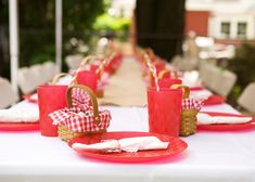Party Printables | Party Ideas | Party Planning | Party Crafts | Party Recipes | BLOG Bird's Party: Cool Customers: Little Red Riding Hood Birthday Party!!