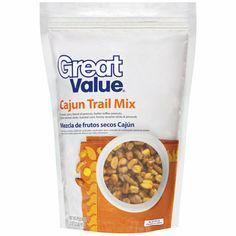 I'm learning all about Great Value : Cajun Trail Mix at @Influenster!