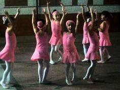 Apresentação do Ballet no CEMOL