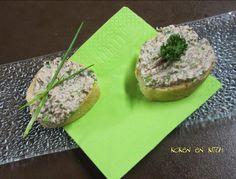 Koken en Kitch: Rilettes van sardientjes