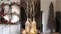 Decoración navideña 2014 low cost: Las ramas